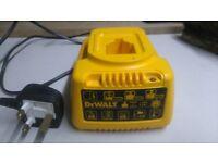 Dewalt De 9130 battery charger