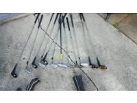 11 golf clubs