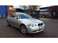 2003 BMW 316TI M SPORT Compact Coupe Long MOT BARGAIN 3 Series E46 E36 316i 316 TI 318 320 323 325
