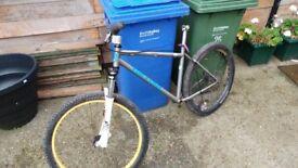 Marzocchi dj2 dirt jumper 2 suspension forks