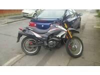 Keeway tx 125. 2014 reg. Bike /motorbike