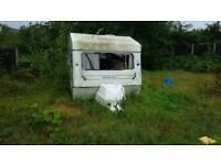 Caravan shed