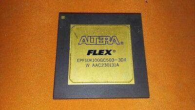 Altera Epf10k100gc503-3dx Flex Fpga Pga X 1pc