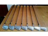 Taylormade tp mc irons 4I-PW.
