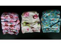 Cloth / reusable nappies