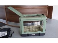 Pet Gear Inc 'The Other Door' folding crate, bargain price