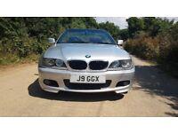 BMW 318CI M Sport Convertible 2005 Sport - 3 Series, 2.0, 2dr