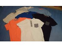 BOYS T SHIRTS AGE 14 FROM NEXT