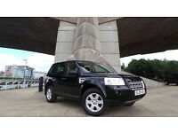 2009 09 LAND ROVER FREELANDER 2.2 TD4 GS AUTO 61K FSH(PART EX WELCOME)**FINANCE AVAILABLE**WARRANTY