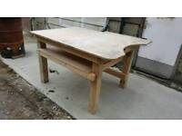 Craft / arts / upholstery workbench