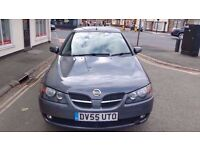 2005 NISSAN ALMERA SX 16V 5DR Hatchback Manual 1.5L Petrol PRICE REDUCED FOR BARGAIN £1090