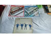 Beatles lp set