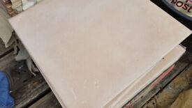 GUOCERA FLOOR TILES NOUVELLE TOAST 33CM X 33CM 60+ Quantity of Tiles