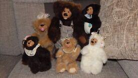 Kimbearly's originals bear collection
