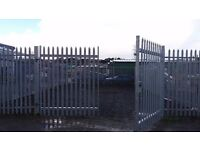 Secure Compound unit 1288sqft - 24 access, secure site, CCTV - for storage, scaffolding or similar