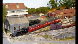 N Gauge Wagons, Carriages and Locomotives