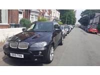 BMW x5 35d M Sports 7 Seater 286bhp Black