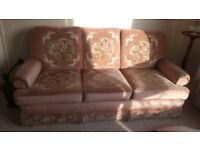 2 & 3 seater sofa, free to collect