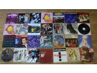 28 x 7 inch rolling stones vinyl singles