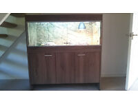 Vivexotic Maxi large Vivarium and Cabinet