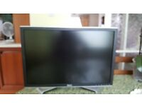 "Dell 2408 WFP 24"" LCD Monitor"