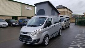 Ford Terrier Le Tour 5 seater camper, full with bed, optional camping pod, ex demo reduced.