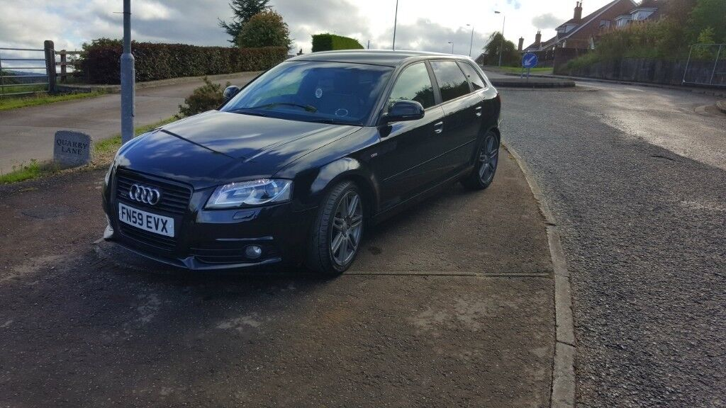 2010 Audi A3 S Line 2 0 Tdi Black Edition Quattro 170bhp Big Spec 1 Owner From New In Newry County Down Gumtree