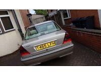 Mercedes C240 cheap bargain quick sale