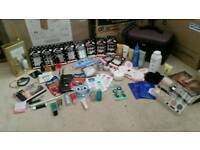 Joblot beauty products make up nails & more
