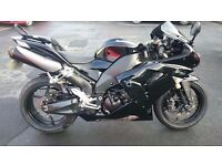 2007 Kawasaki ZX10R PX any bike and delivery possible