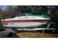 Rinker cuddy 18ft