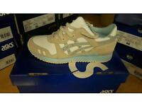Asics trainers women/men's