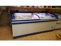 shop freezer good condition 200cm