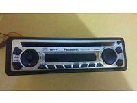 Panasonic face of stereo