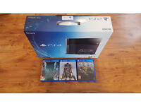Playstation 4 500gb Console & Games