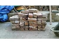 London yellow stock bricks 50no. Approx