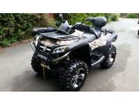 2015 Quad bike Quadzilla X8 800cc road legal like new