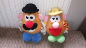 mr and mrs potatoe head disney