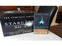 Stargate sg1 collection