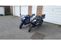 Yamaha yzf r125 looking to swap for a supermoto