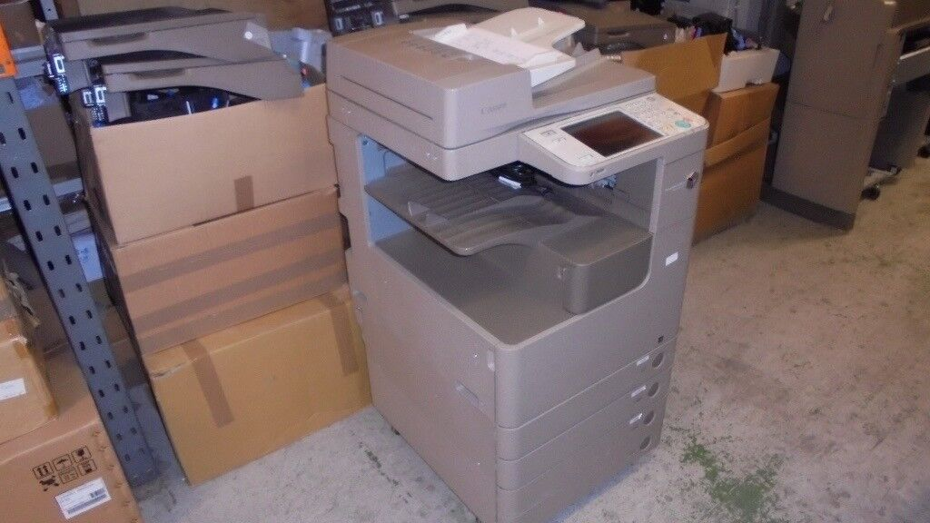 CANON IR4035i 35 copy per minute black and white photcopier / printer / colour scanner