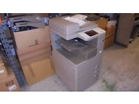 CANON IR4035i 35 copy per minute black and white photcopier / printer / colour scanner