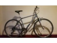 Wheeler 2600 Men's Hybrid Bike