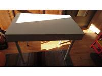 IKEA Vika Veine desk with lift top – White