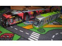 Tram toys