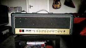 Marshall JCM2000 DSL100 tube guitar amp