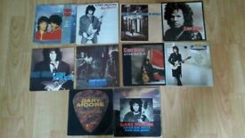 "10 x 7"" gary moore - vinyl collection"