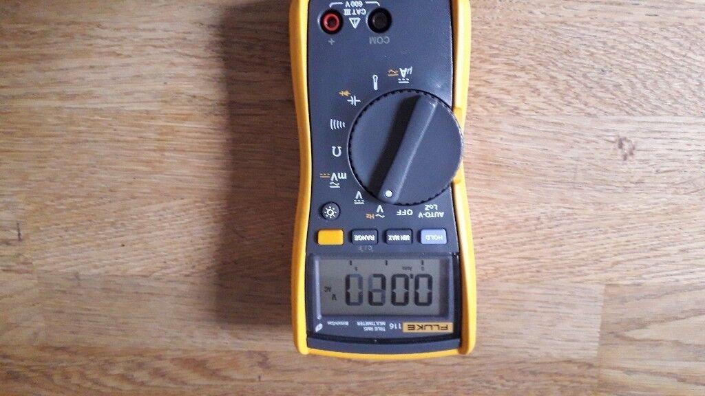 Fluke 116 multimeter | in Tiverton, Devon | Gumtree