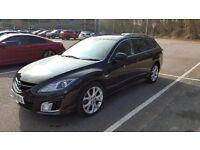 Mazda 6 Sport 2.2 estate. Manual, diesel, 102,000 miles. MOT to Sept 2017