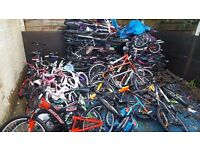 Used Bikes joblot